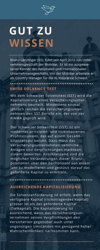 Swiss Solvency Test SST