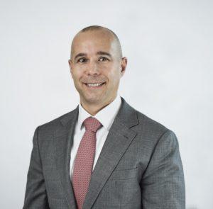David Ribeaud CEO Specialty Markets